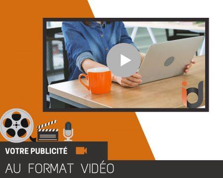 Créer votre spot publicitaire format video